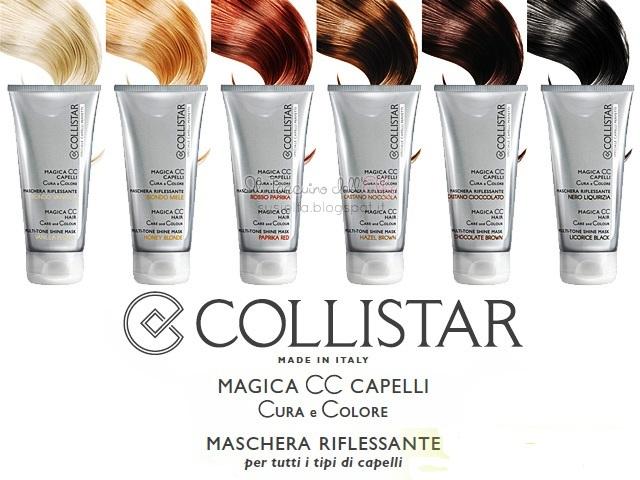 Magica cc cream capelli collistar e passa la paura ti - Bagno di colore copre i capelli bianchi ...